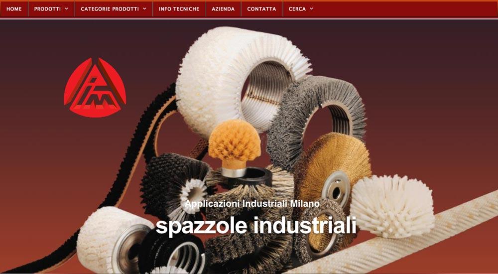 spazzole industriali